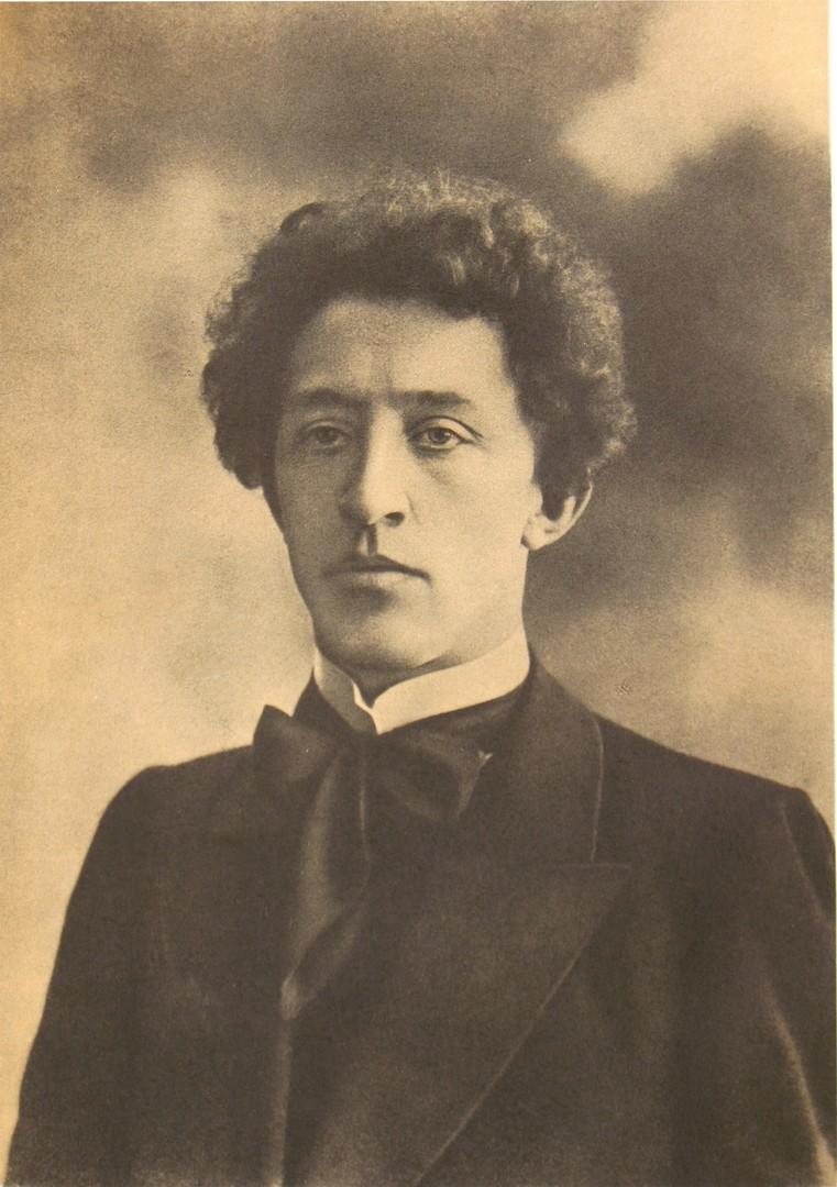 Александар Блок. Извор: Википедија