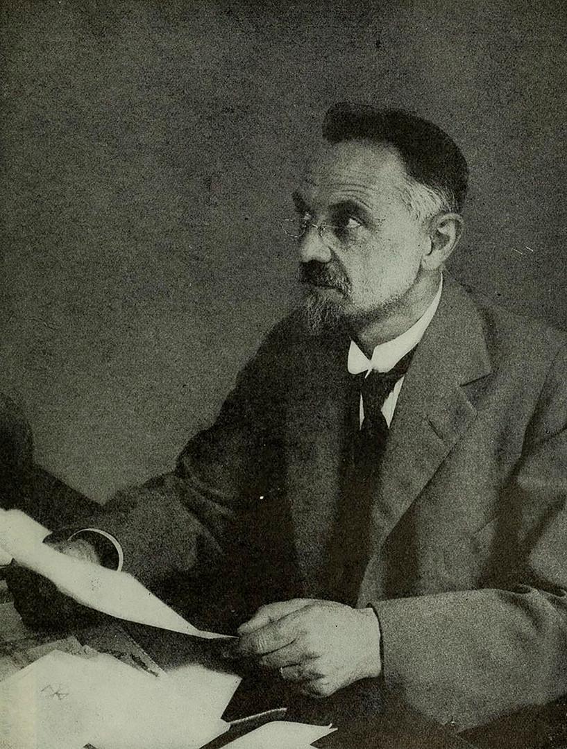 Портрет Леонида Красина. Извор: Wikipedia.org
