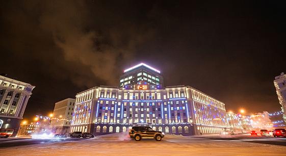 Norilsk: Mesto zlata, srebra, niklja, kobalta.