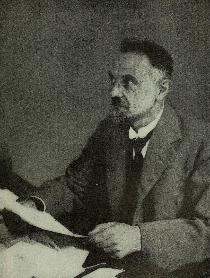 Portret Leonida Krasina