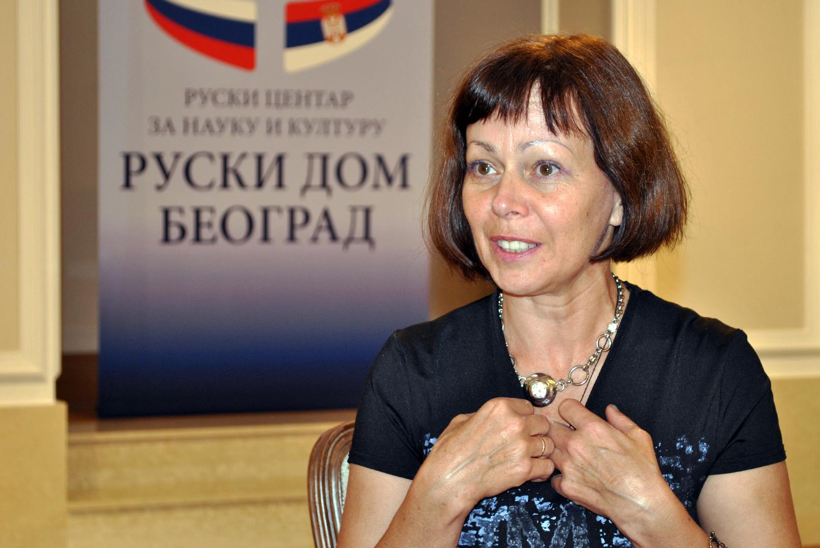 Наталија Слизевска.