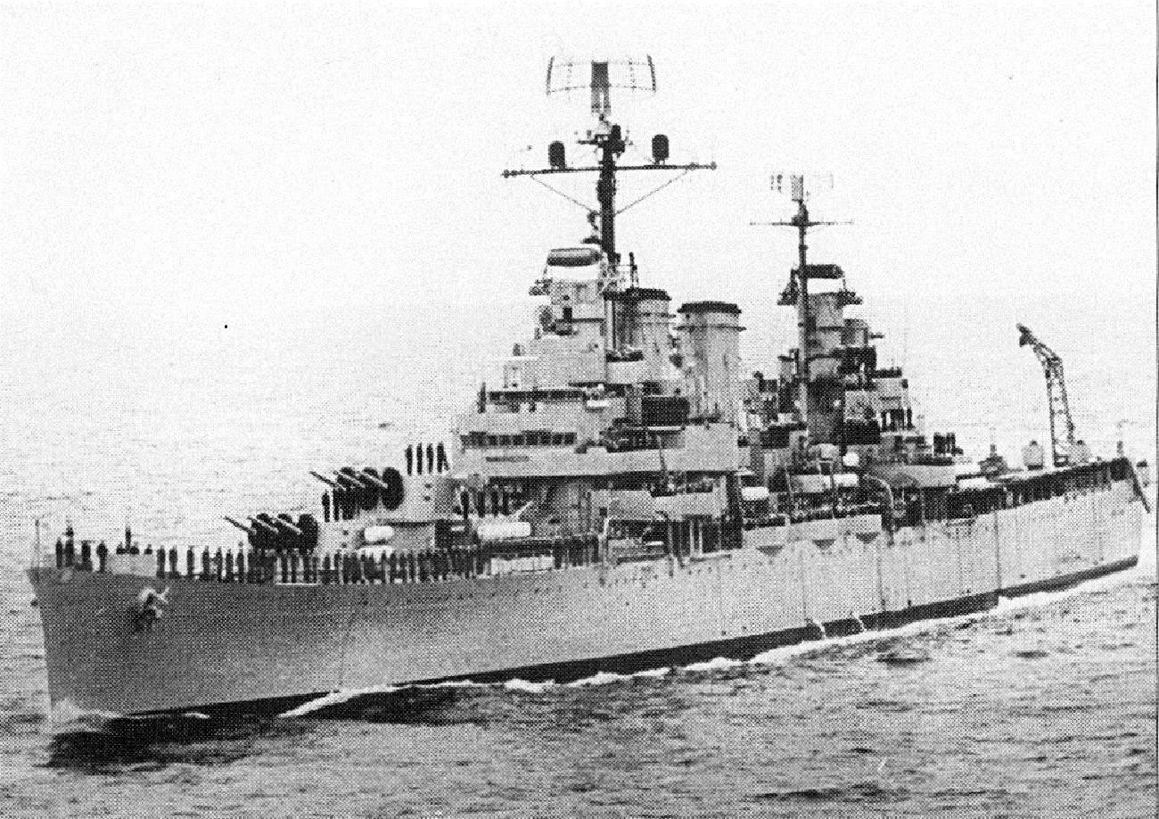 ARA General Belgrano.