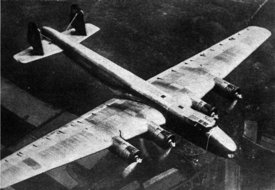 Dornier Do 19, 1938. godina. Izvor: Wikipedia