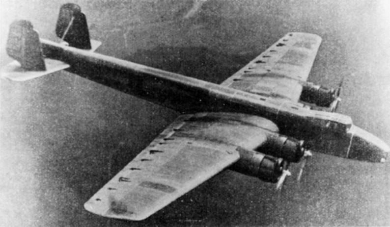 Dornier Do 19, 1938. godina.