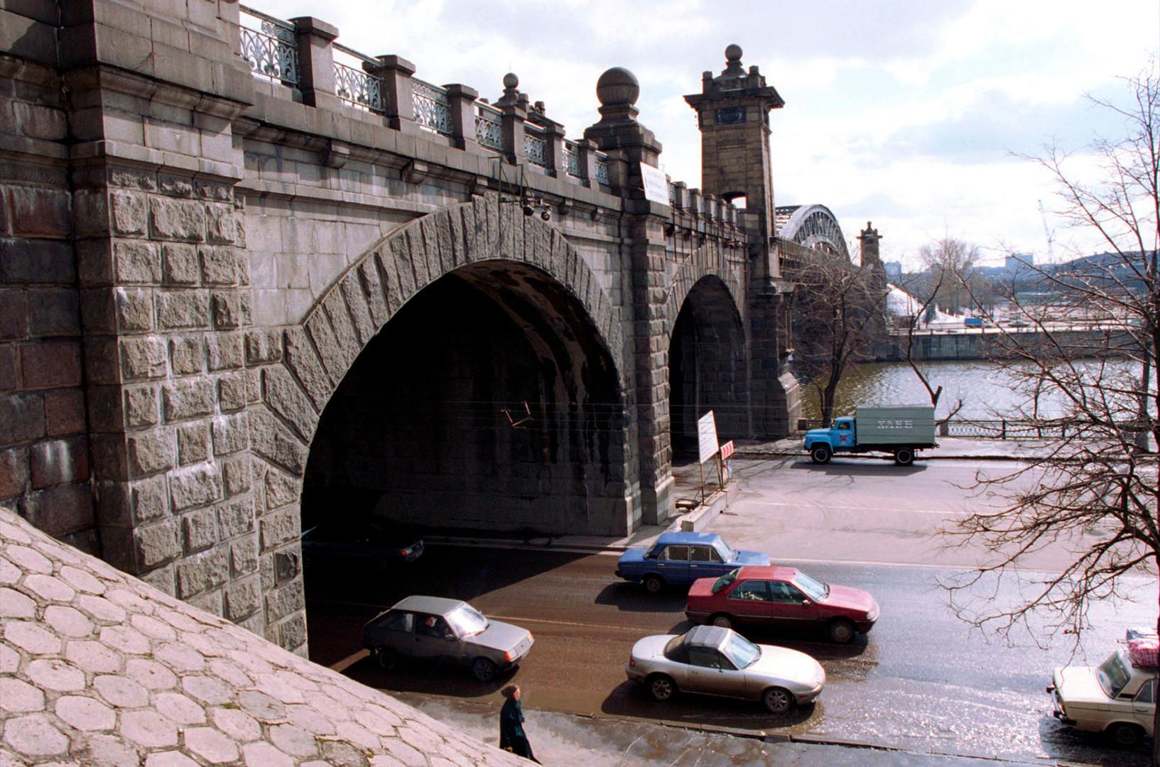 Краснолушки мост