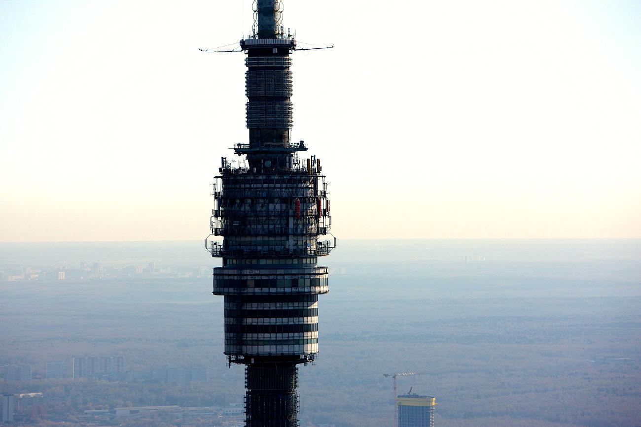 Останкинската телевизионна кула