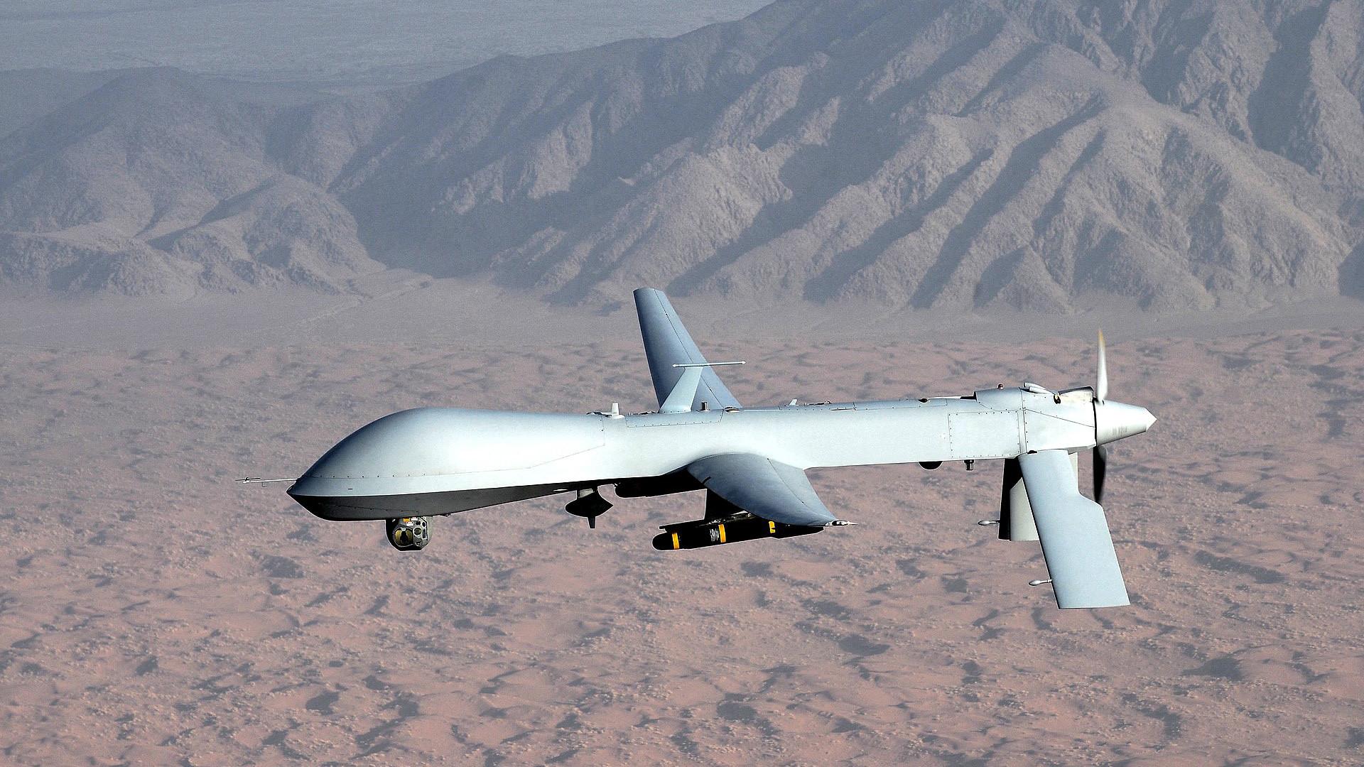 Oficiais da Força Aérea estão buscando voluntários para treinamento de operadores da aeronave não tripulada MQ-1