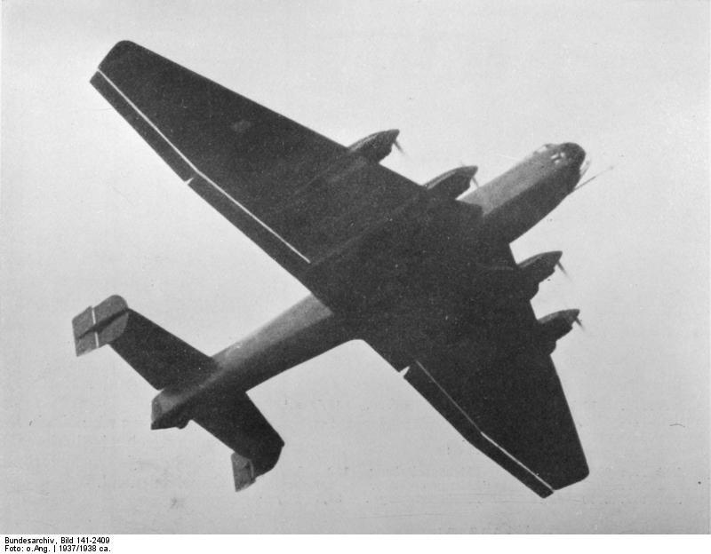 Junkers Ju 89 / Wikipedia