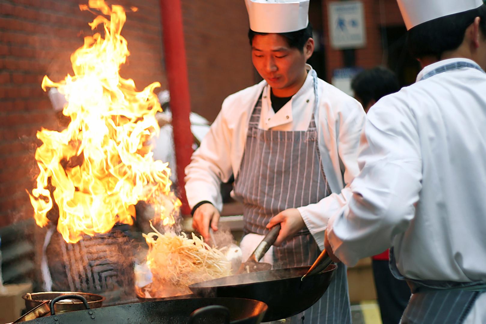 ここ数年、各国料理料理店の数が増えてきた