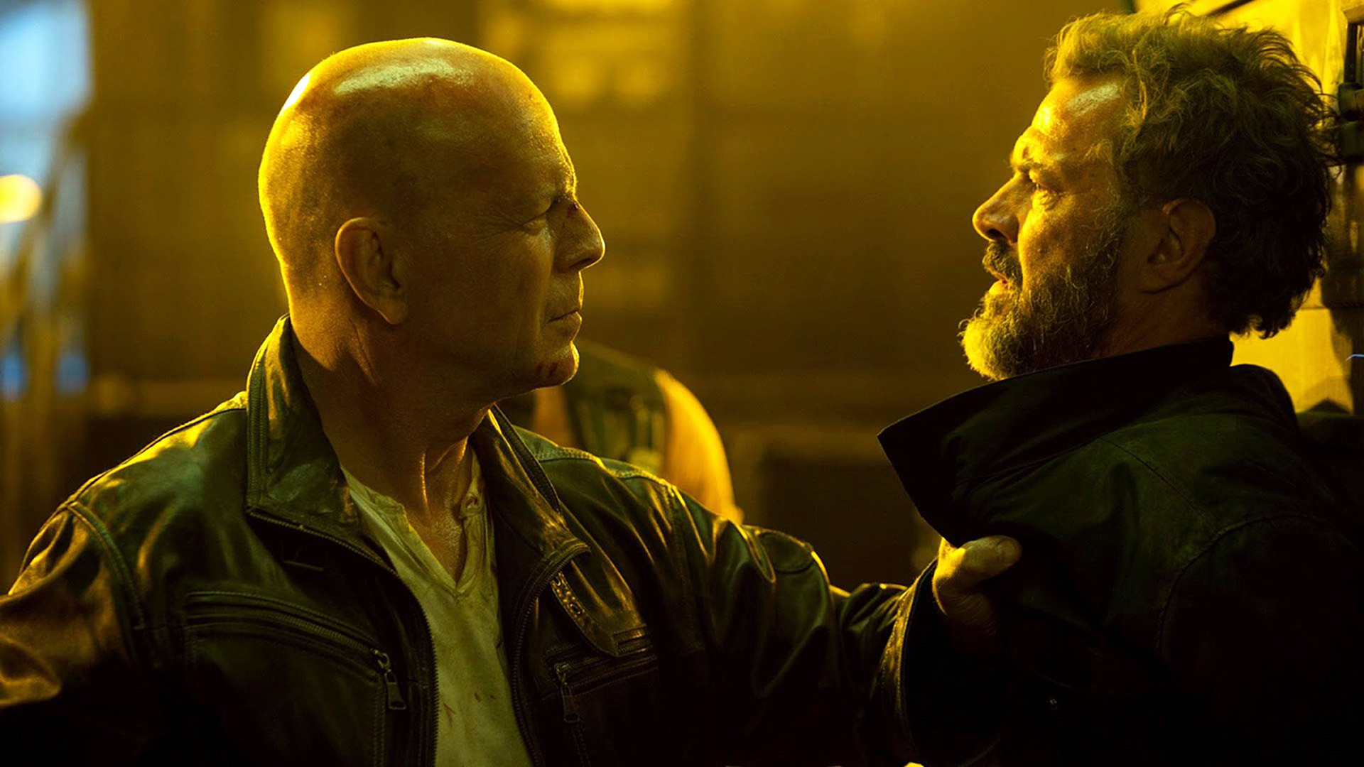 Yuri Komarov (right), A Good Day to Die Hard (2013, Die Hard film series)