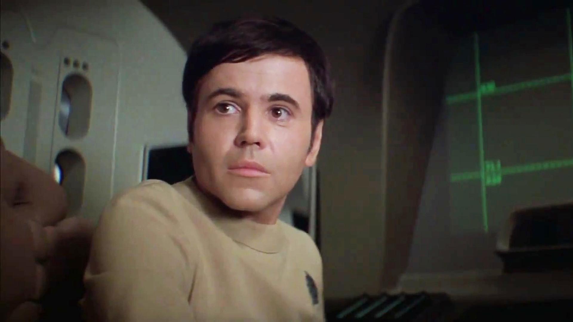 Павел Чехов, Звездане стазе (1979)