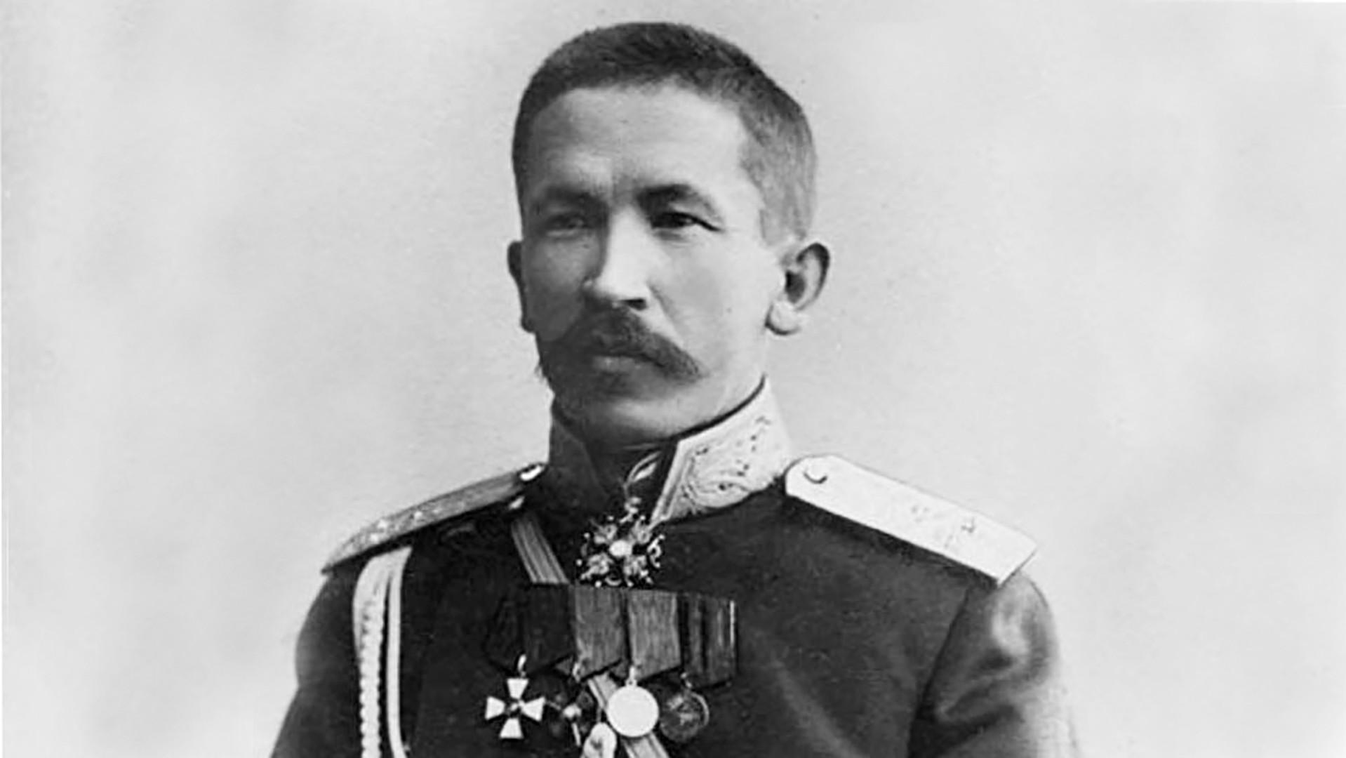 Lavr Kornilov.