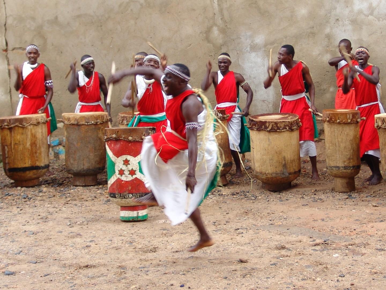 Tambores de Burundi