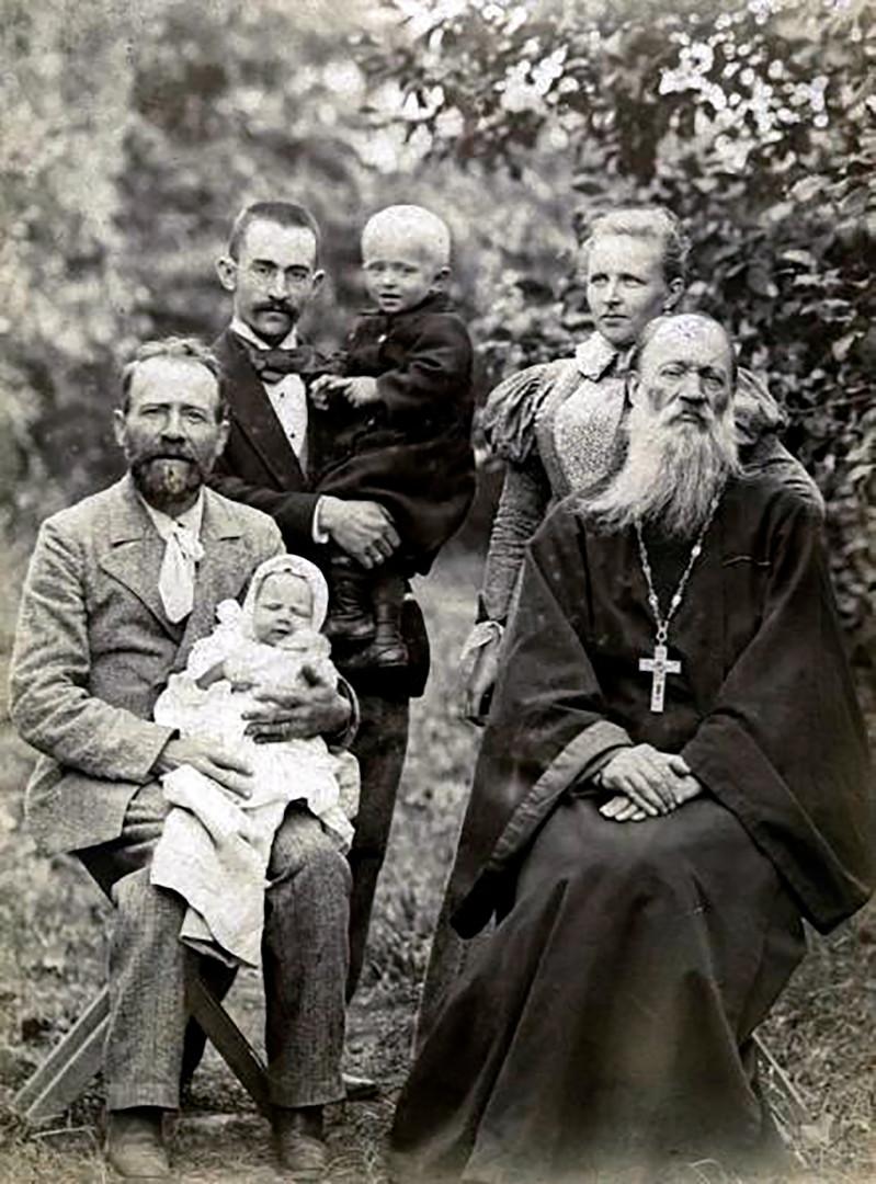 Family portrait.