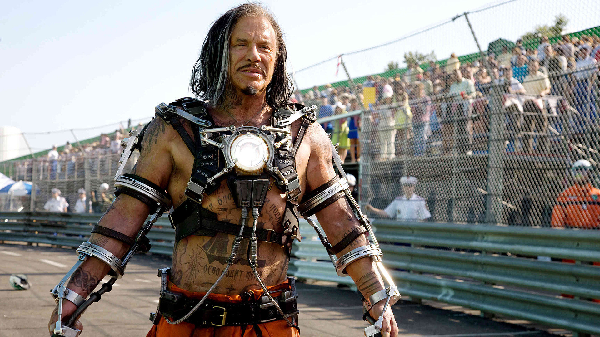 Ivan Vanko, Iron Man 2 (2010.)