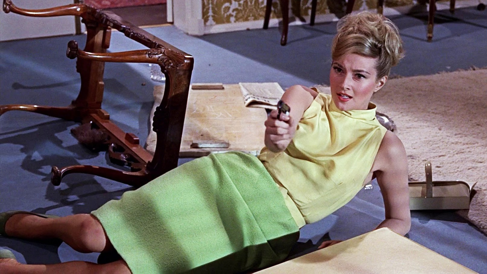 Tatjana Romanova, Iz Rusije z ljubeznijo (From Russia with love, 1963).