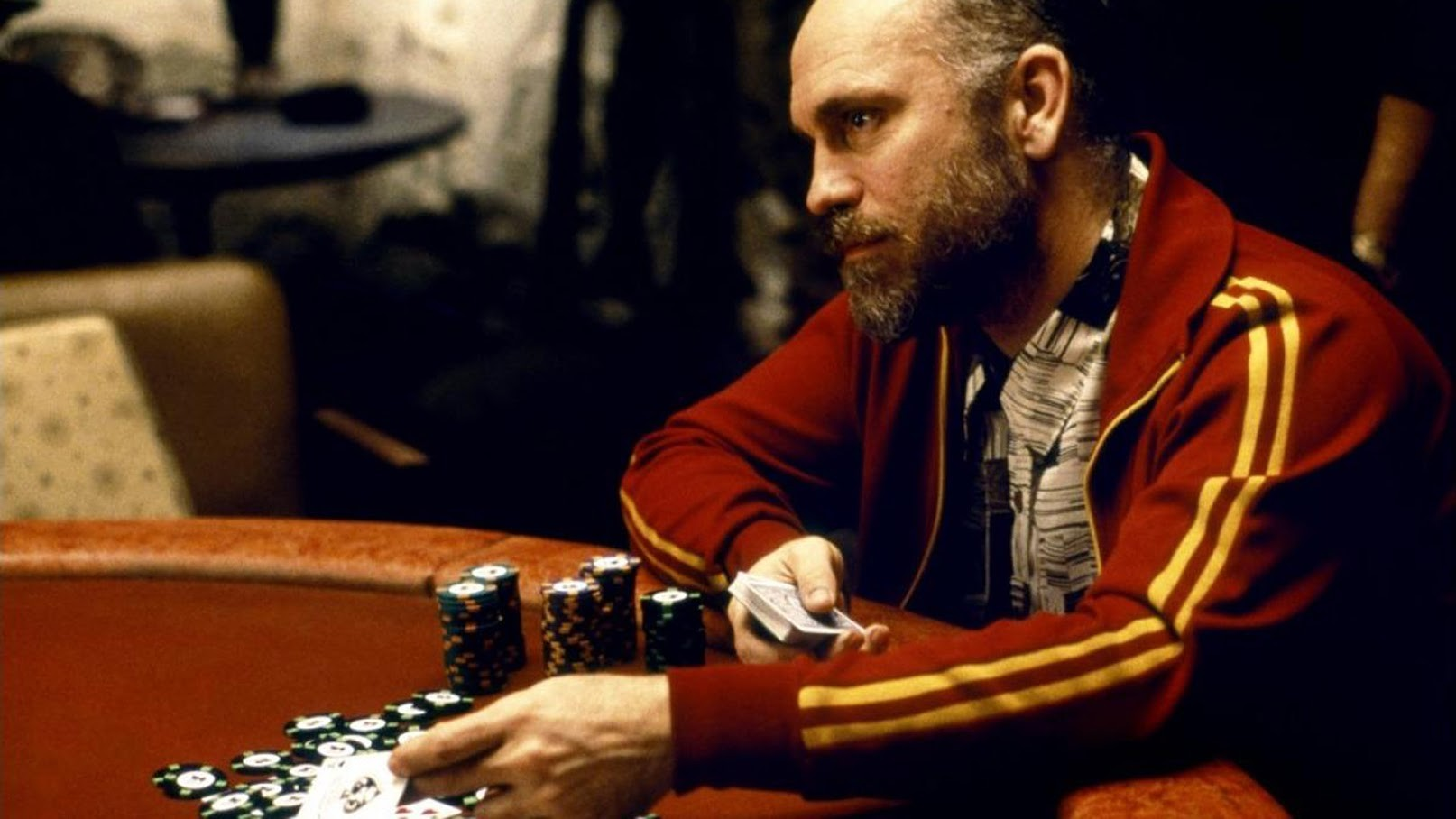 Teddy KGB, Kvartopirci (Rounders, 1998).