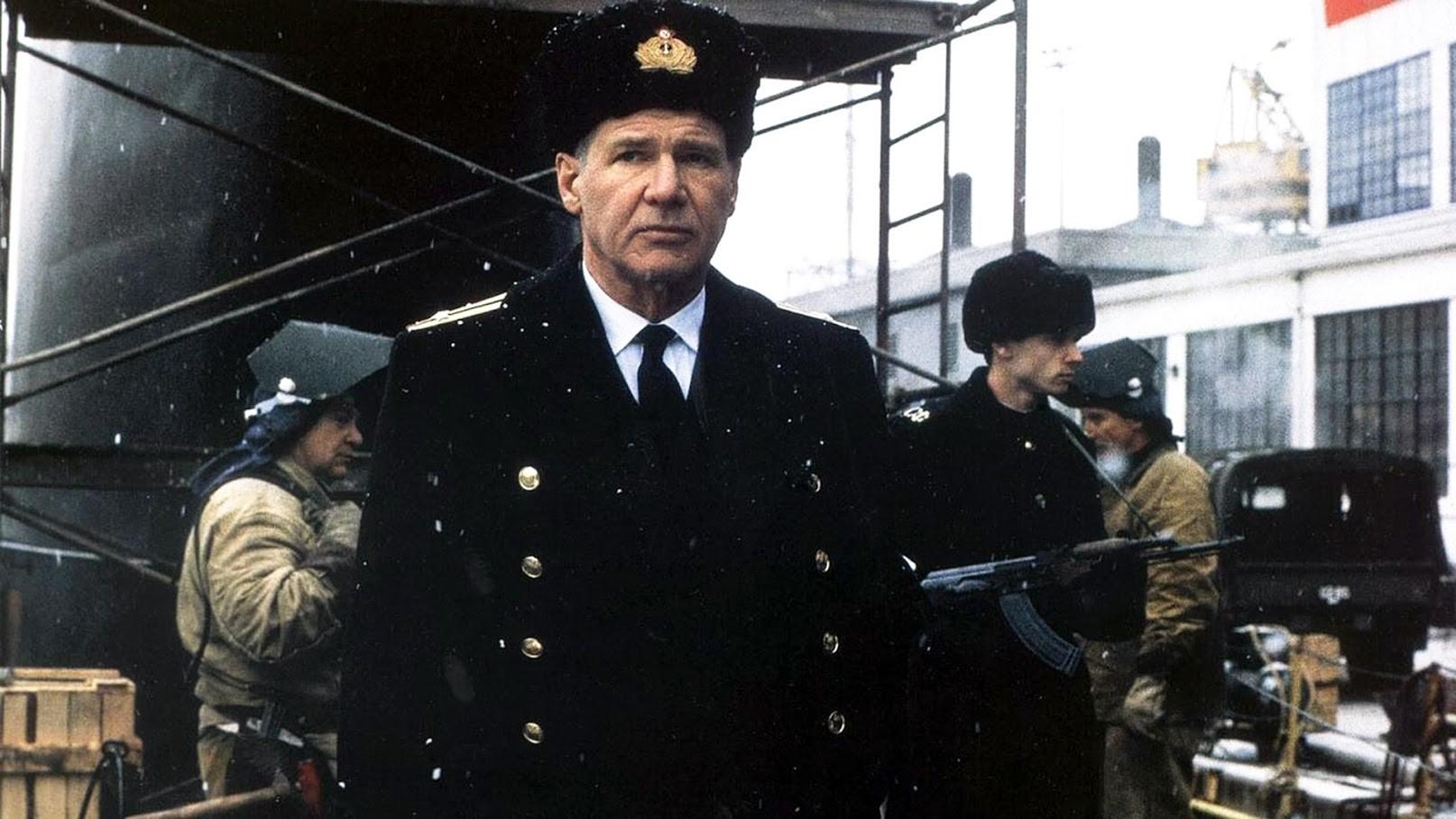 Aleksej Vostrikov, Tajna podmornica K-19 (K-19: The Widowmaker, 2002).