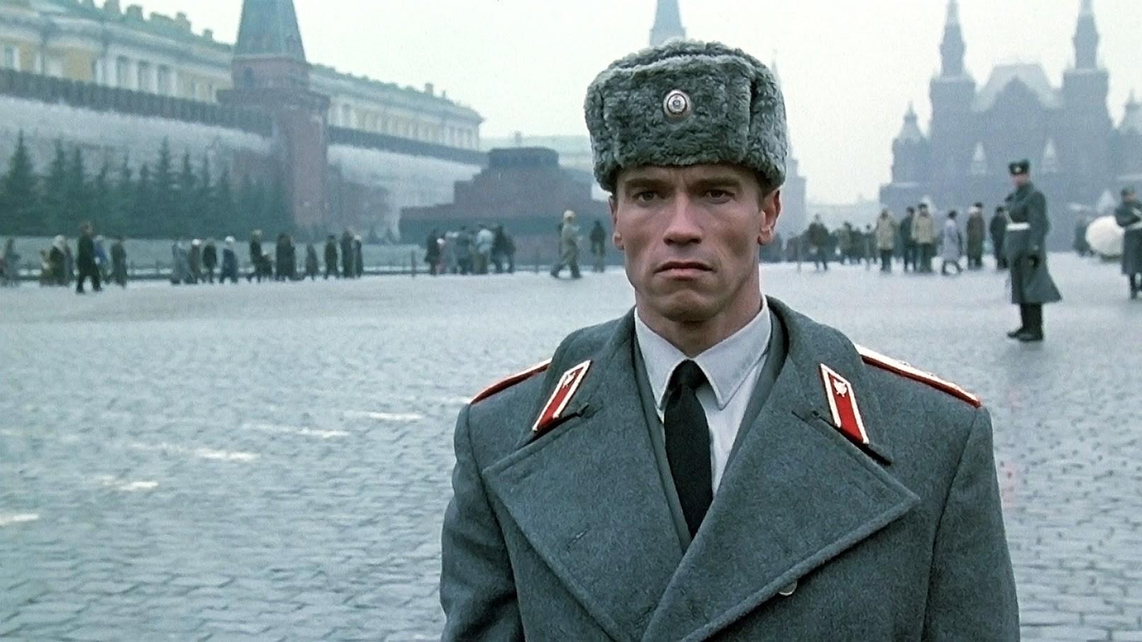 Ivan Danko, Rdeča vročica (Red Heat, 1988).