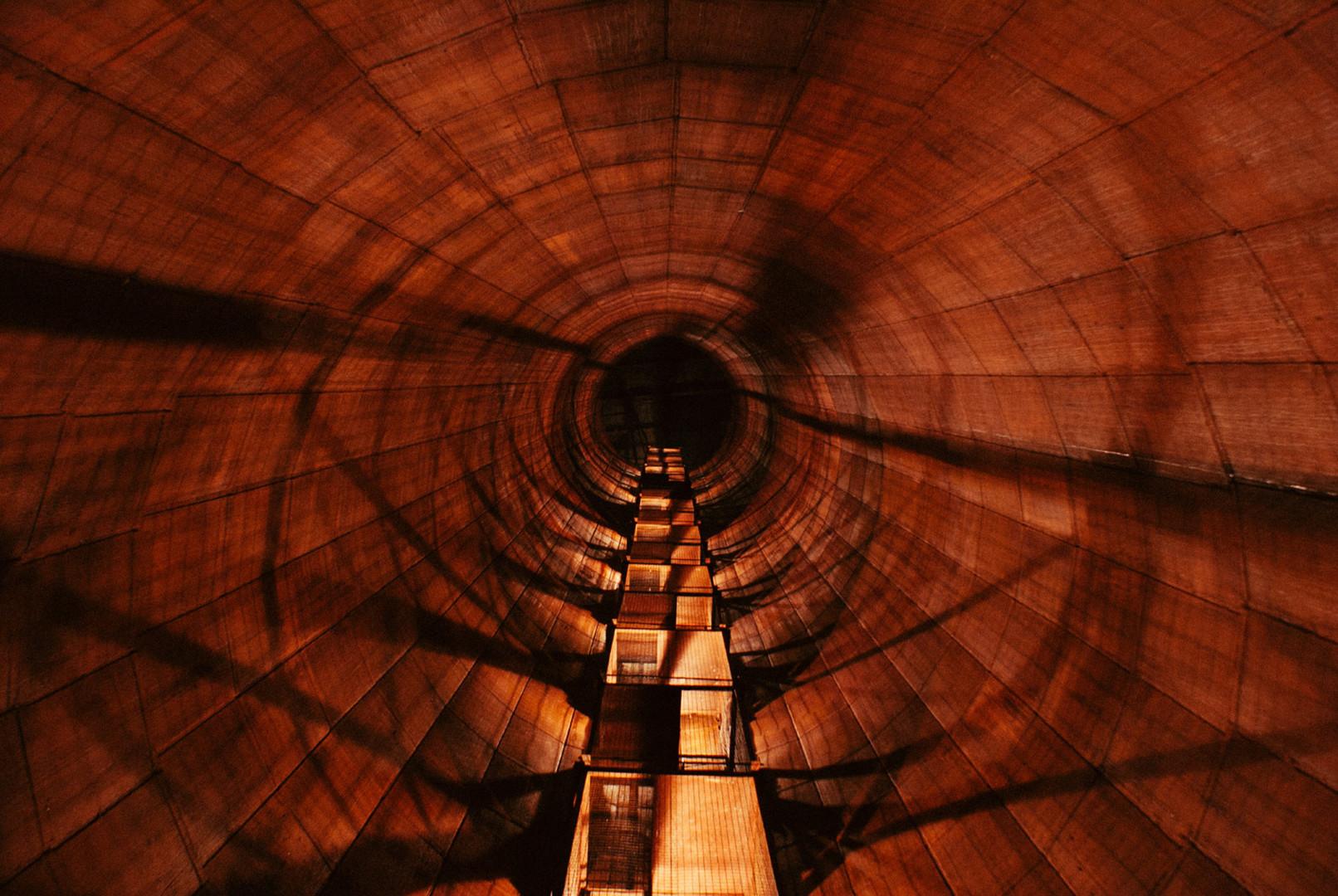 El colisionador de hadrones en el centro científico de Prótvino, región de Moscú