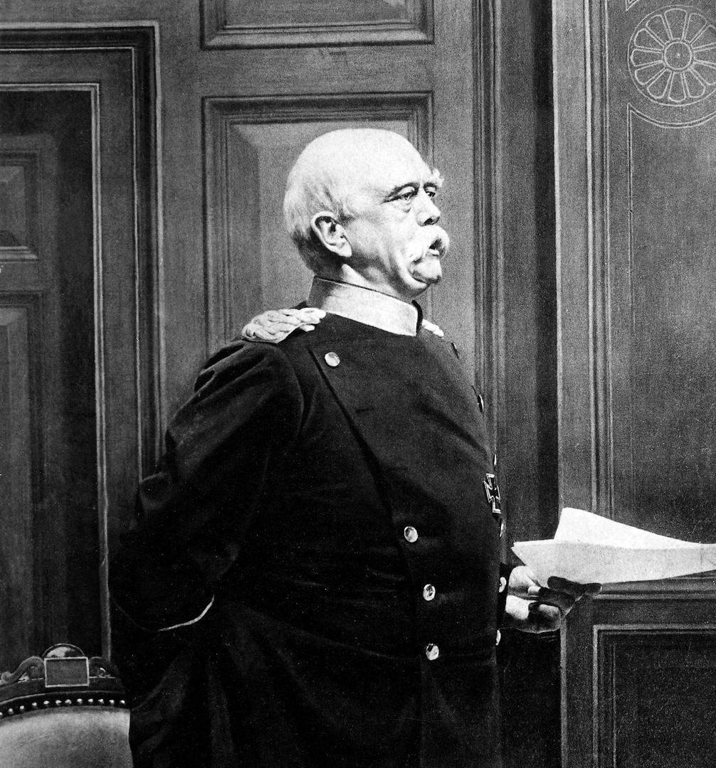 Ото фон Бизмарк
