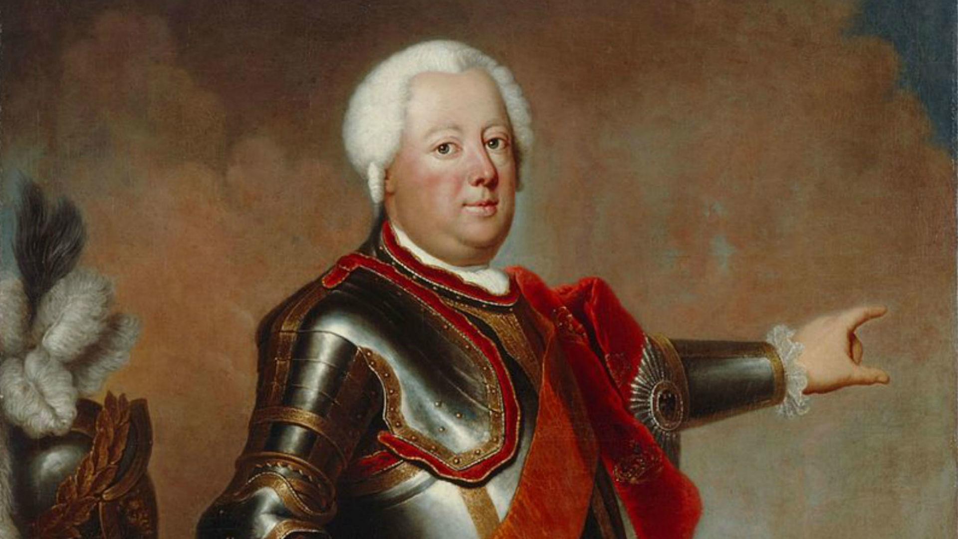 Prusse Frédéric-Guillaume Ier.