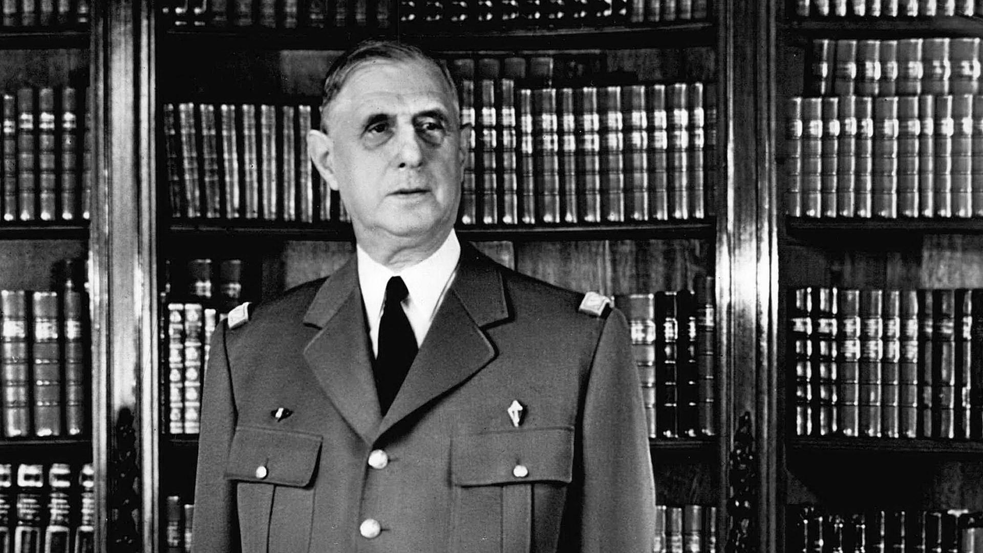 Шарл де Гол