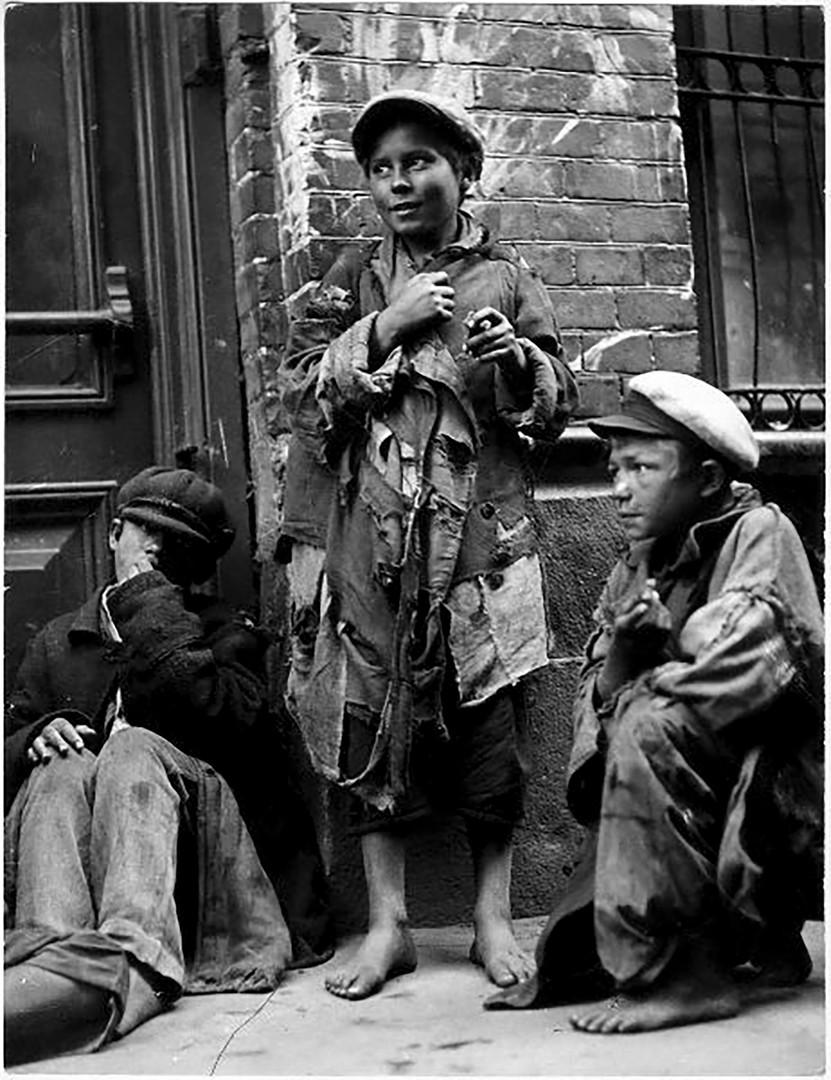 Moskaus letzte Straßenkinder, 1927