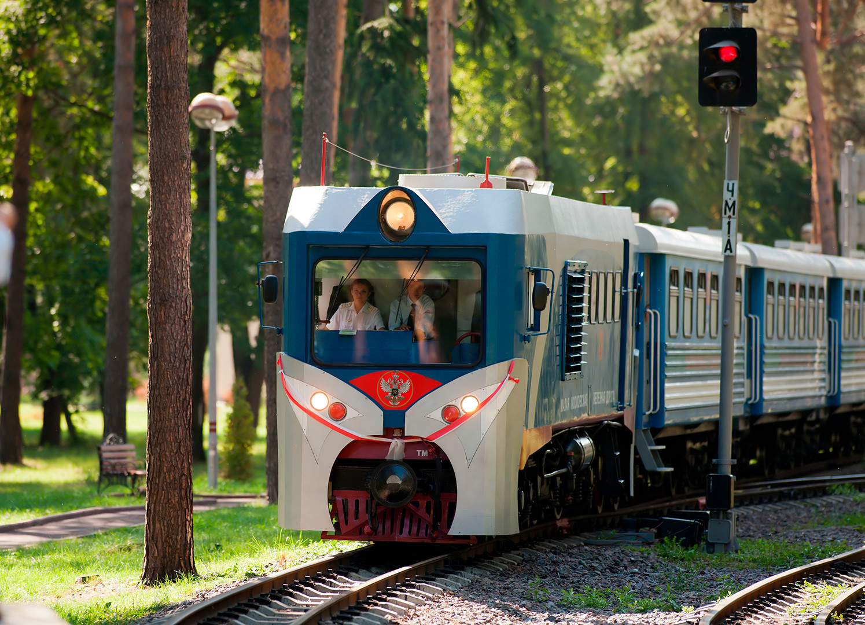 子ども鉄道