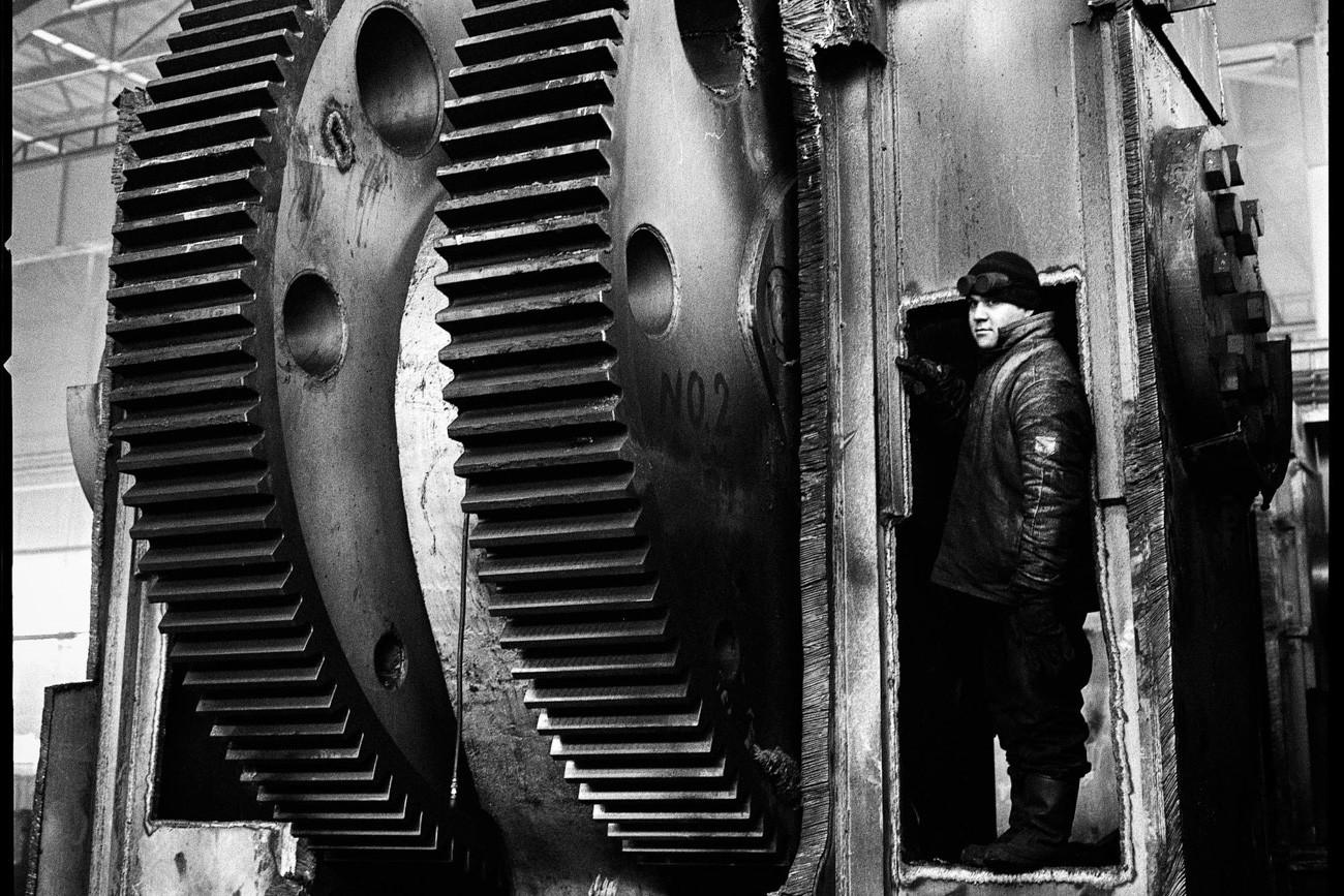 Sekarang pabrik ini telah dibongkar. Satu-satunya kenangan tentang kejayaan masa lalunya hanya bisa dilihat dari foto.