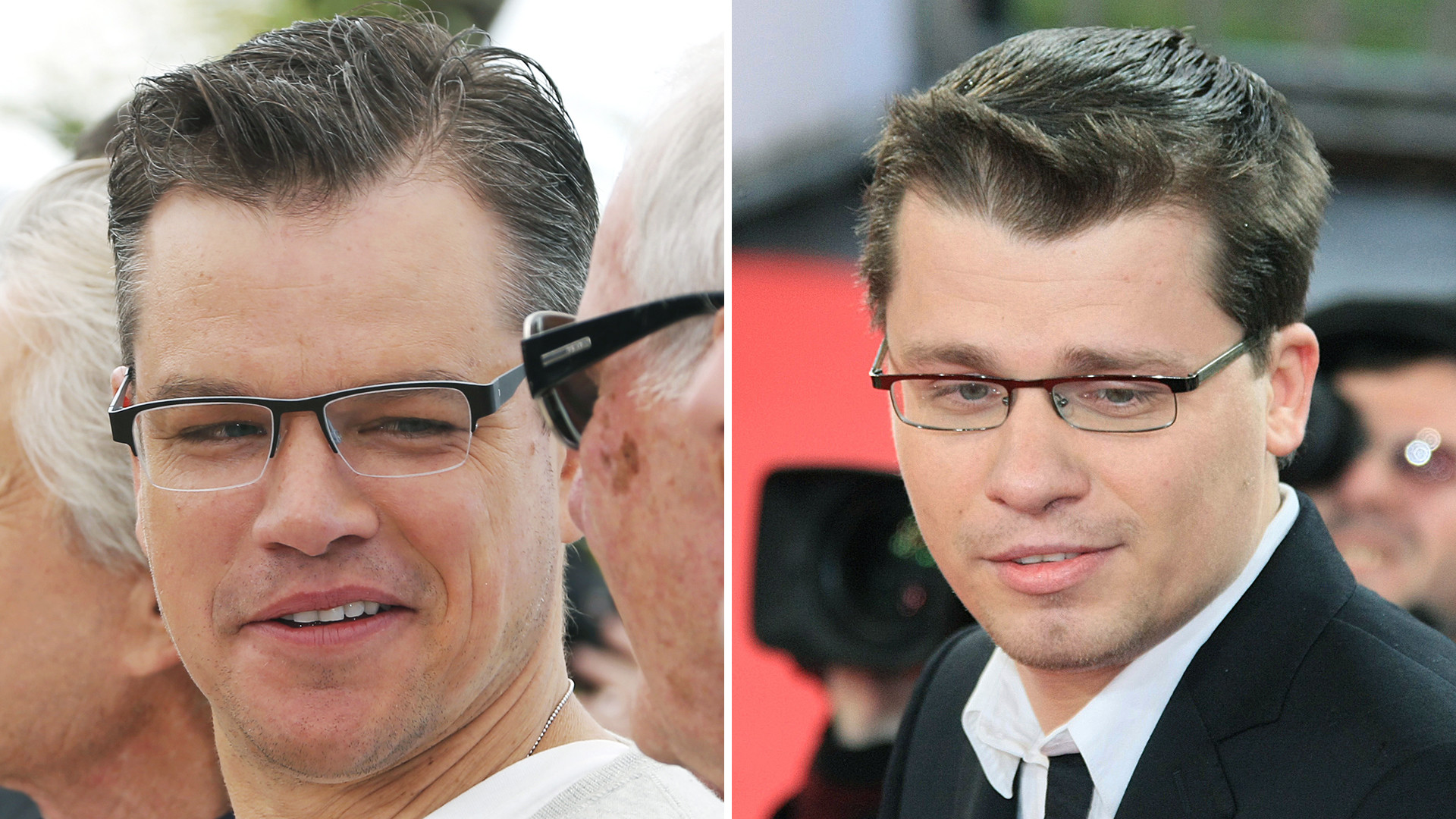 Russian Hollywood movie star lookalikes that will give you