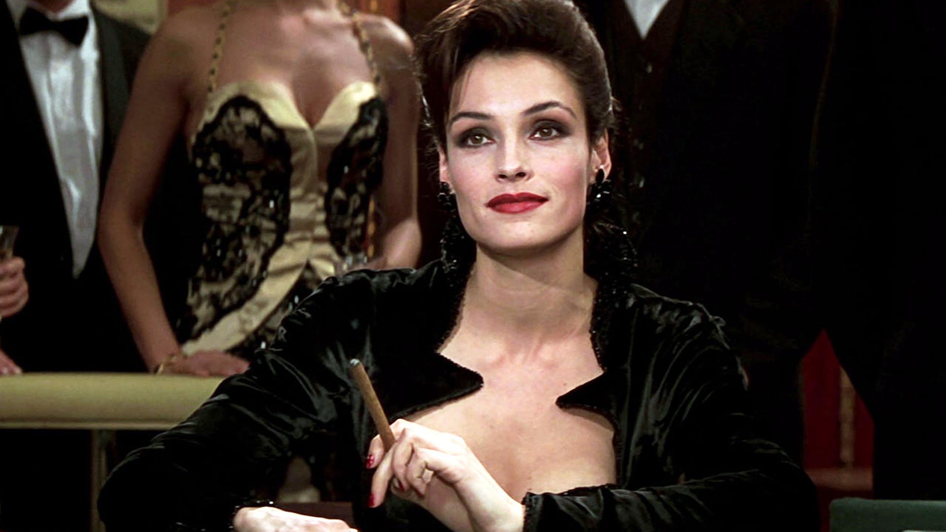 ゼニア・オナトップ、「007 ゴールデンアイ」(1995年)