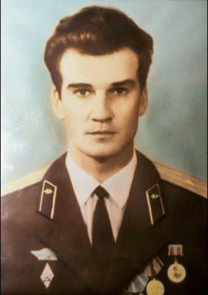 Petrov v mladih letih.