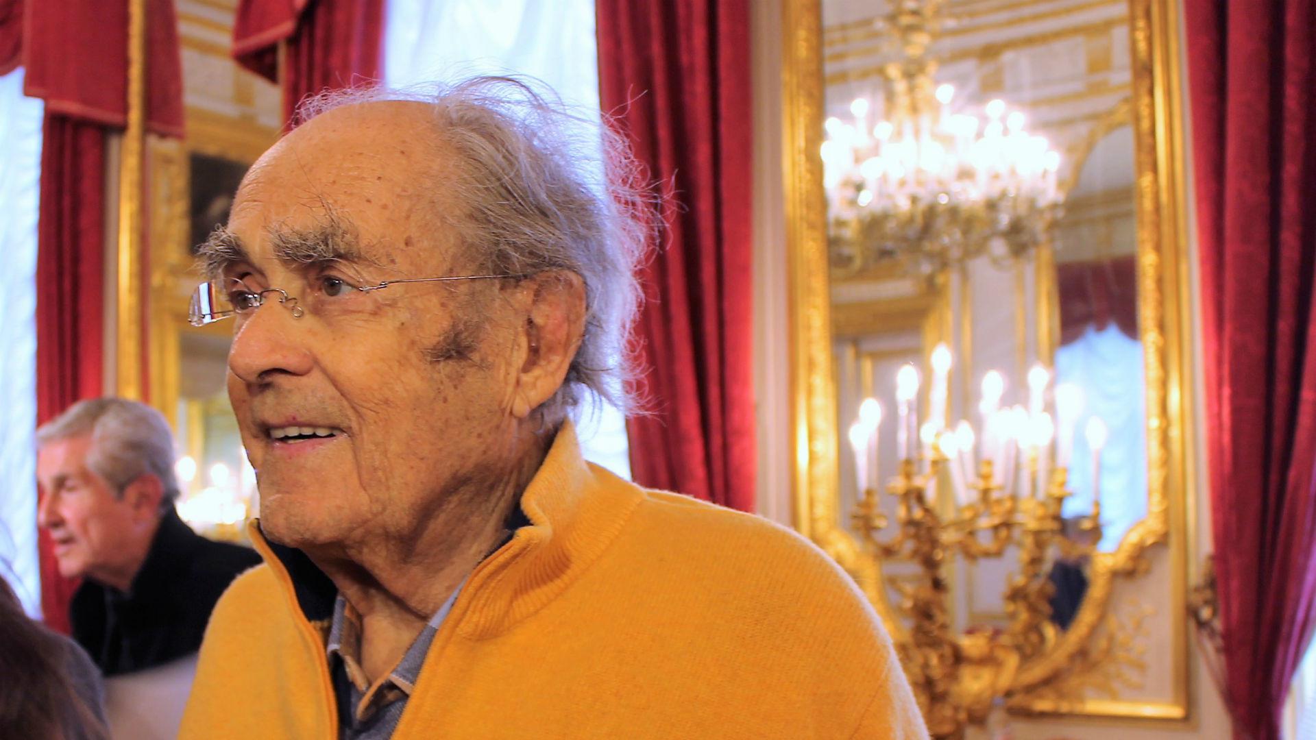 Michel Legrand.