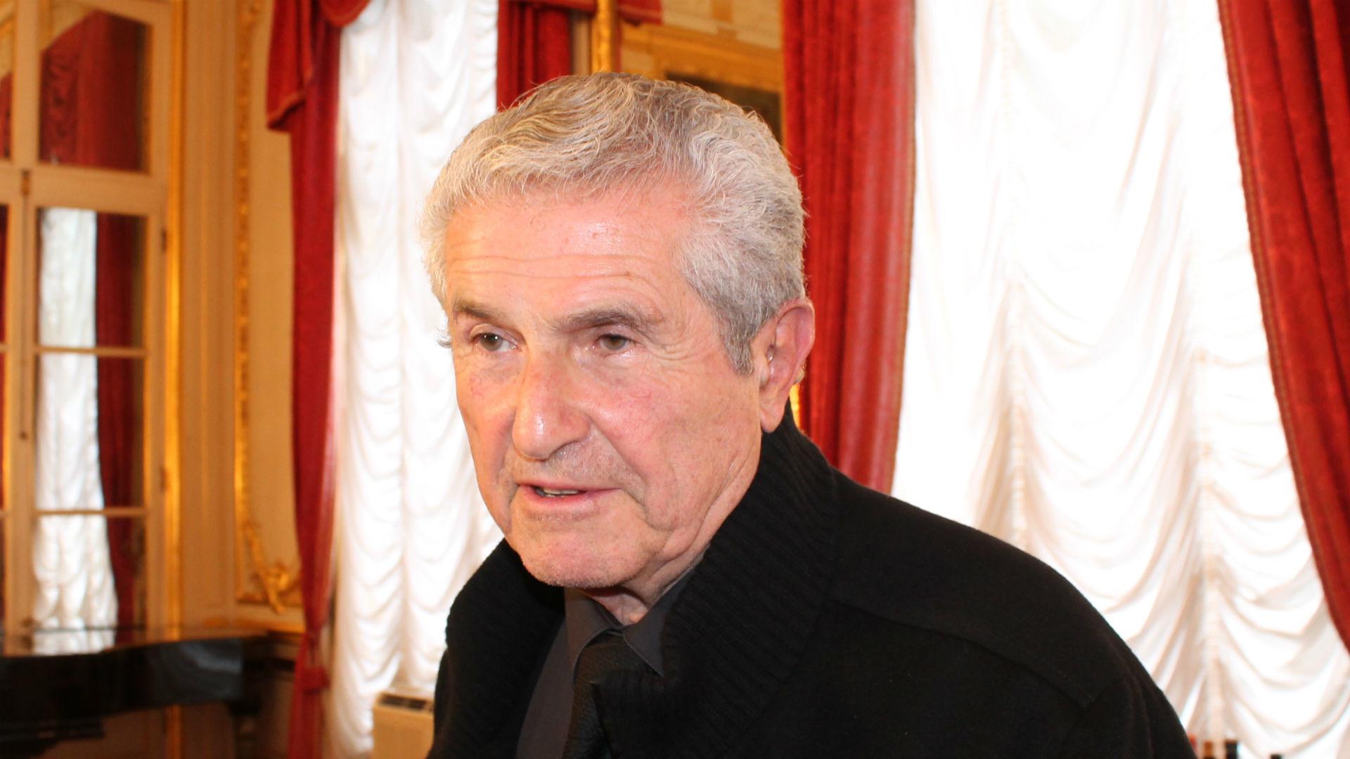 Claude Lelouch.