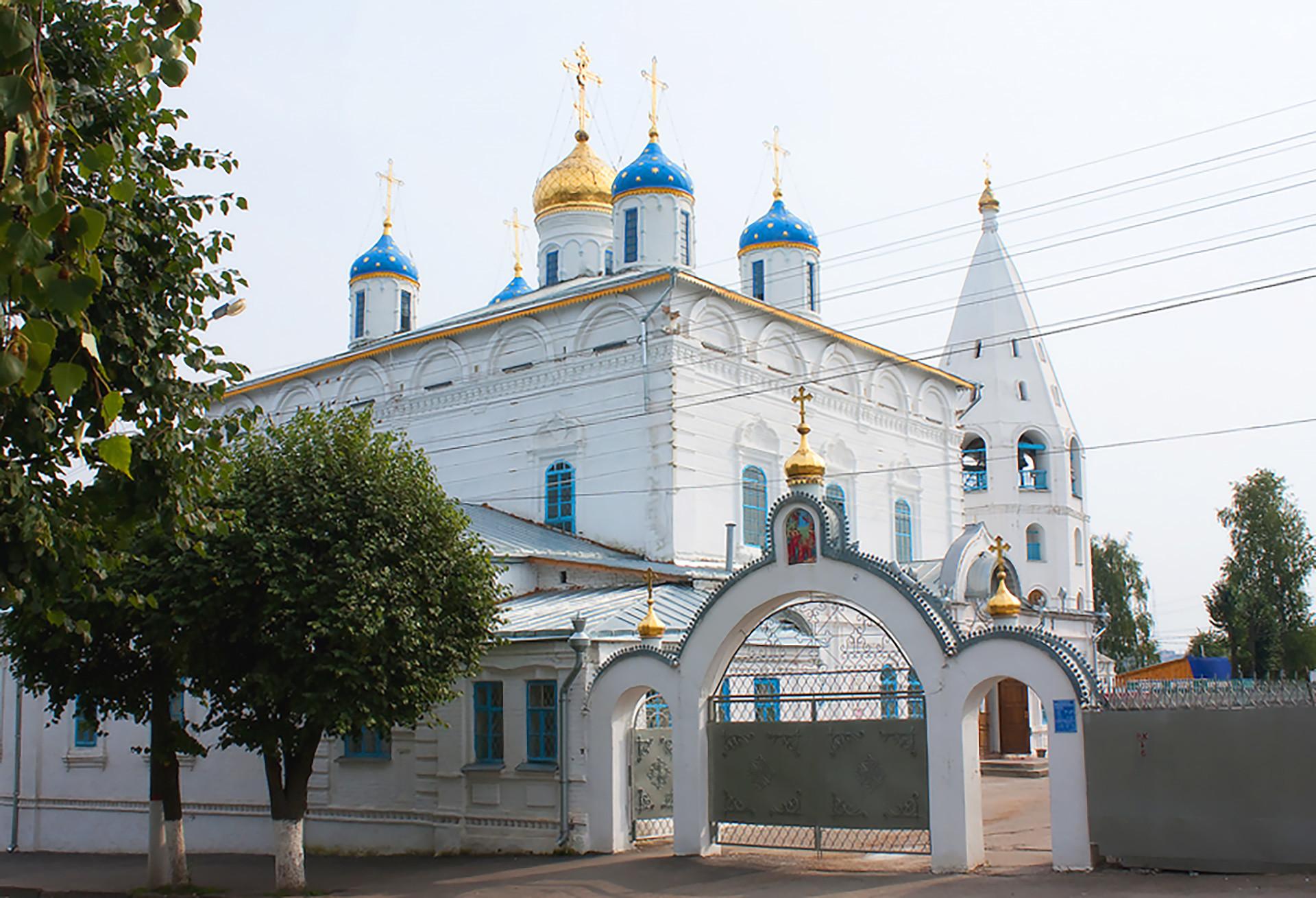 La Catedral Vvedenski, Cheboksari.