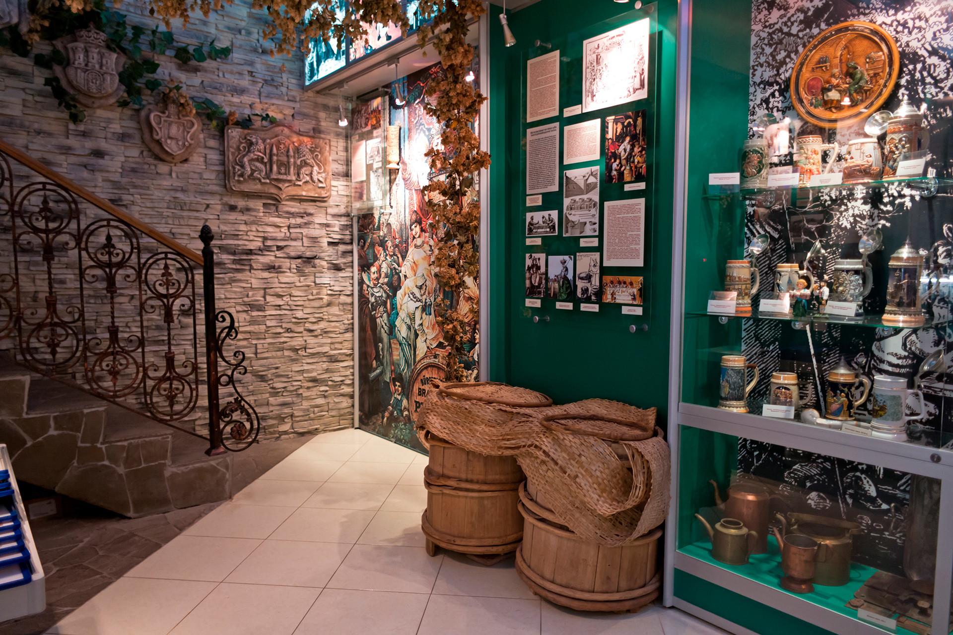 El Museo de la Cerveza, Cheboksari.