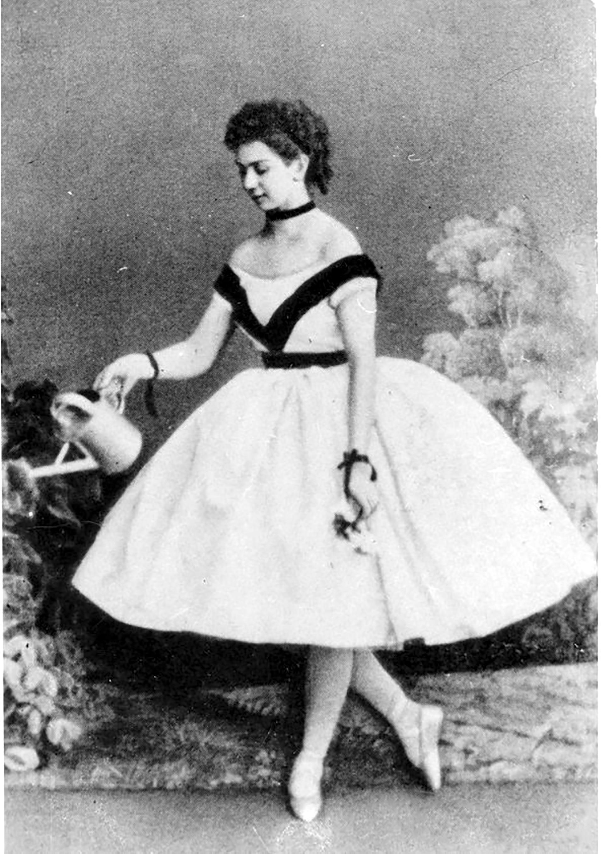プラスコヴィヤ・レベジェワ