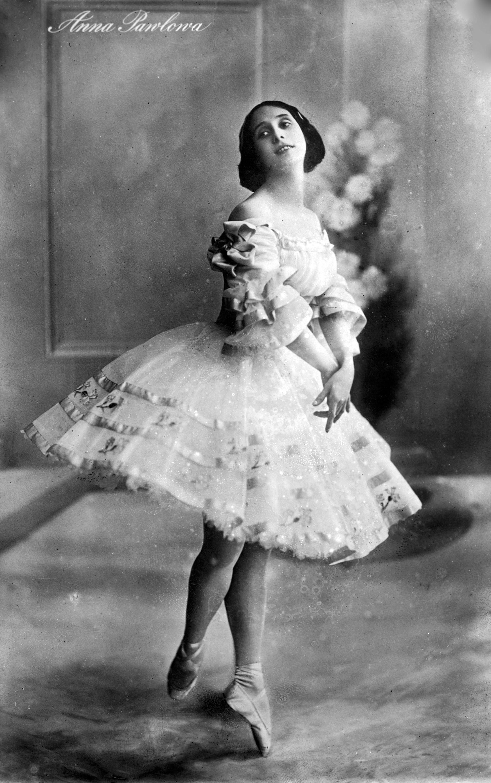 アンナ・パヴロワ、1910年〜1915年