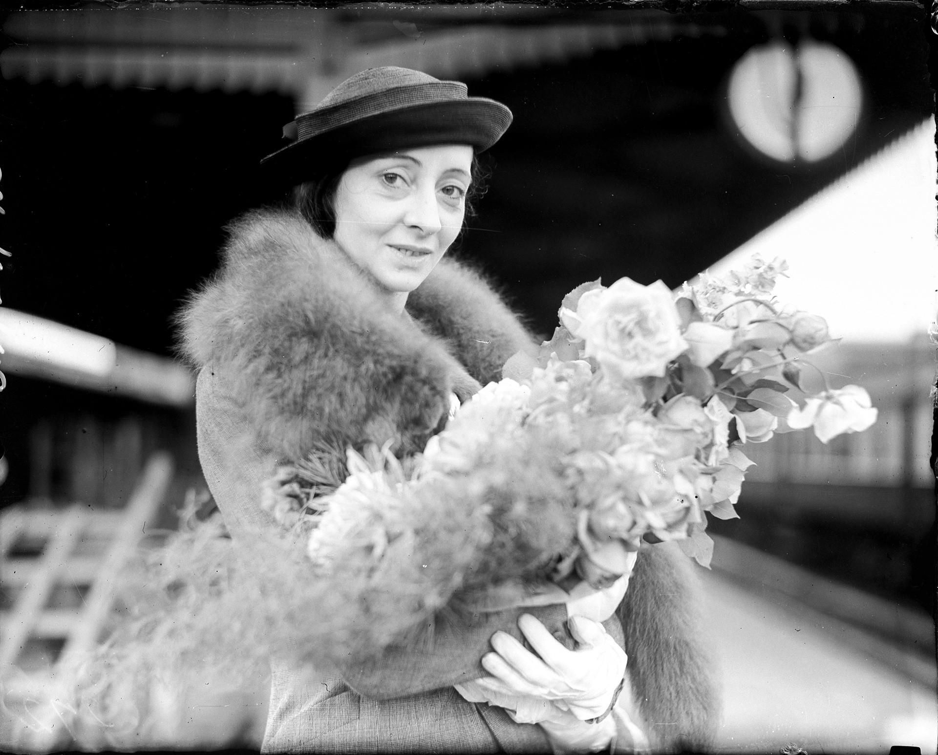 オリガ・スペシフツェワ、1934年