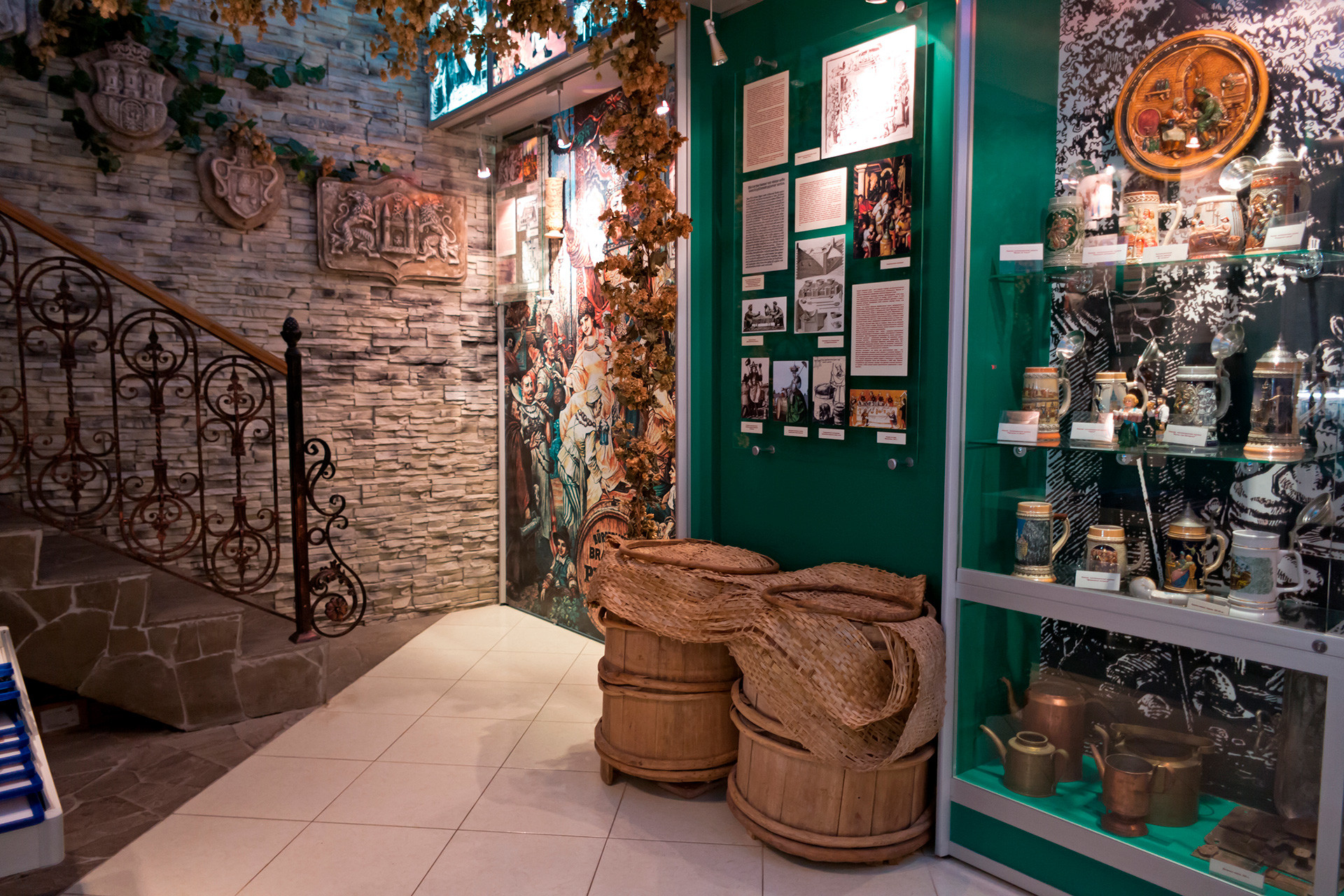 チェボクサルィのビール博物館