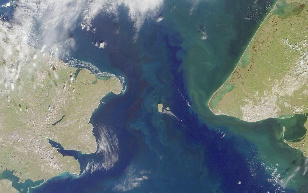 Lo stretto di Bering