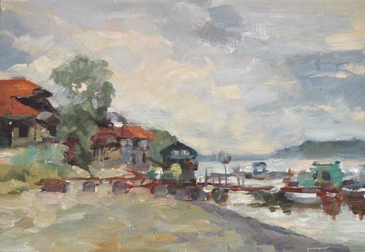 Вечерњи Дунав