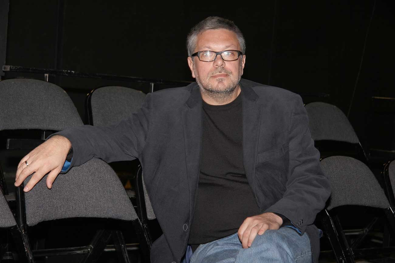 Chíchkin virou persona non grata após recusar-se a fazer parte da delegação oficial de escritores russos do Book Expo America.