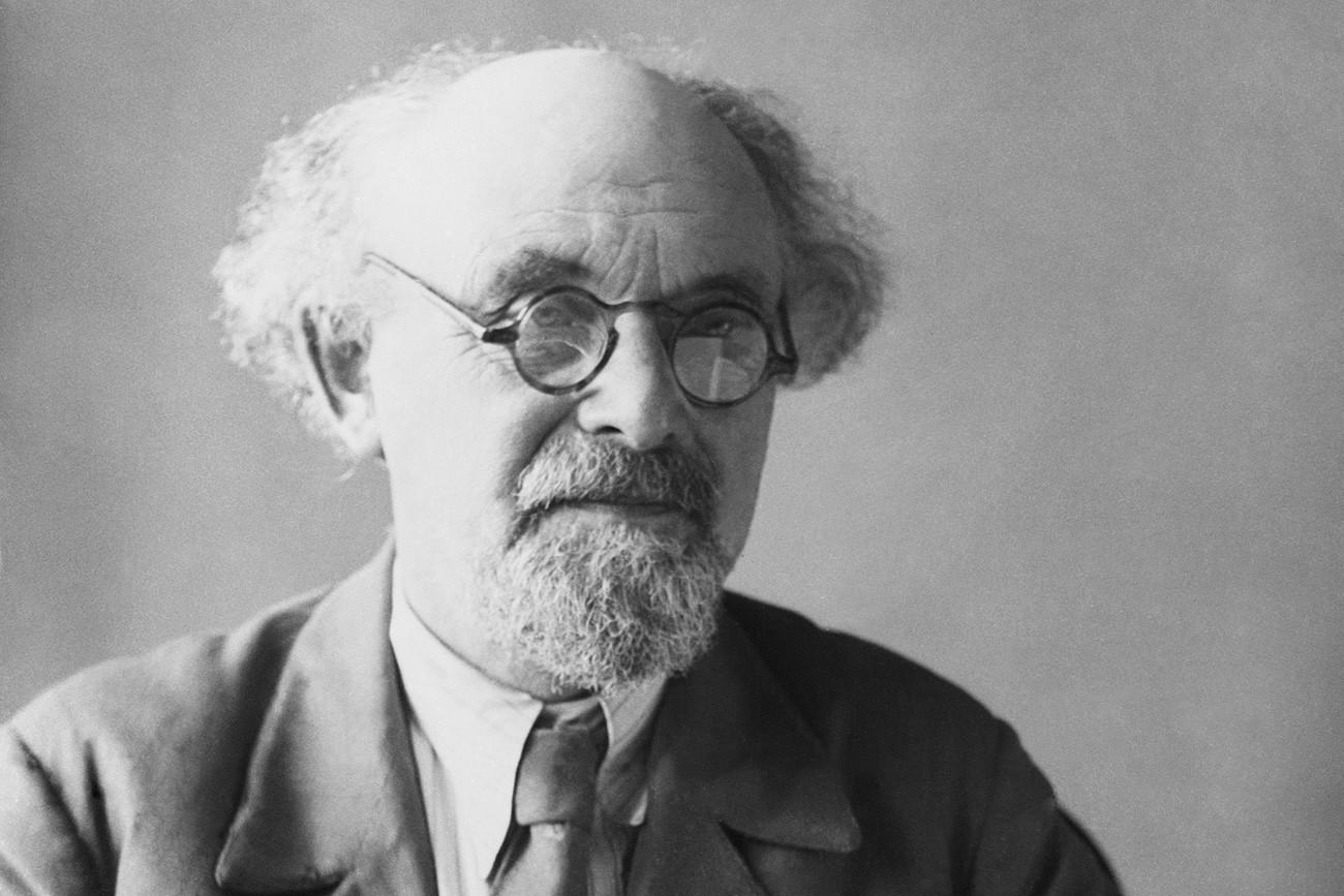 Príchvin era um entusiasta da fotografia e louvado por Górki.