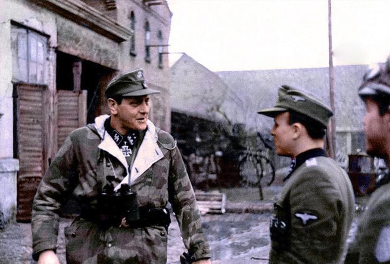 Ото Скорцени – човекът, натоварен със задачата да потопи Москва.