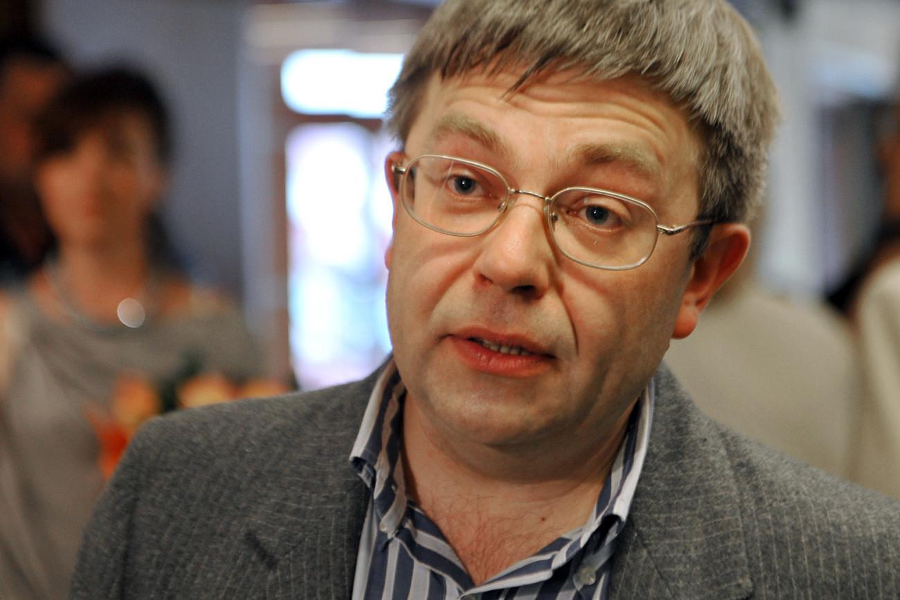 Amelin é, provavelmente, o maior poeta contemporâneo russo.