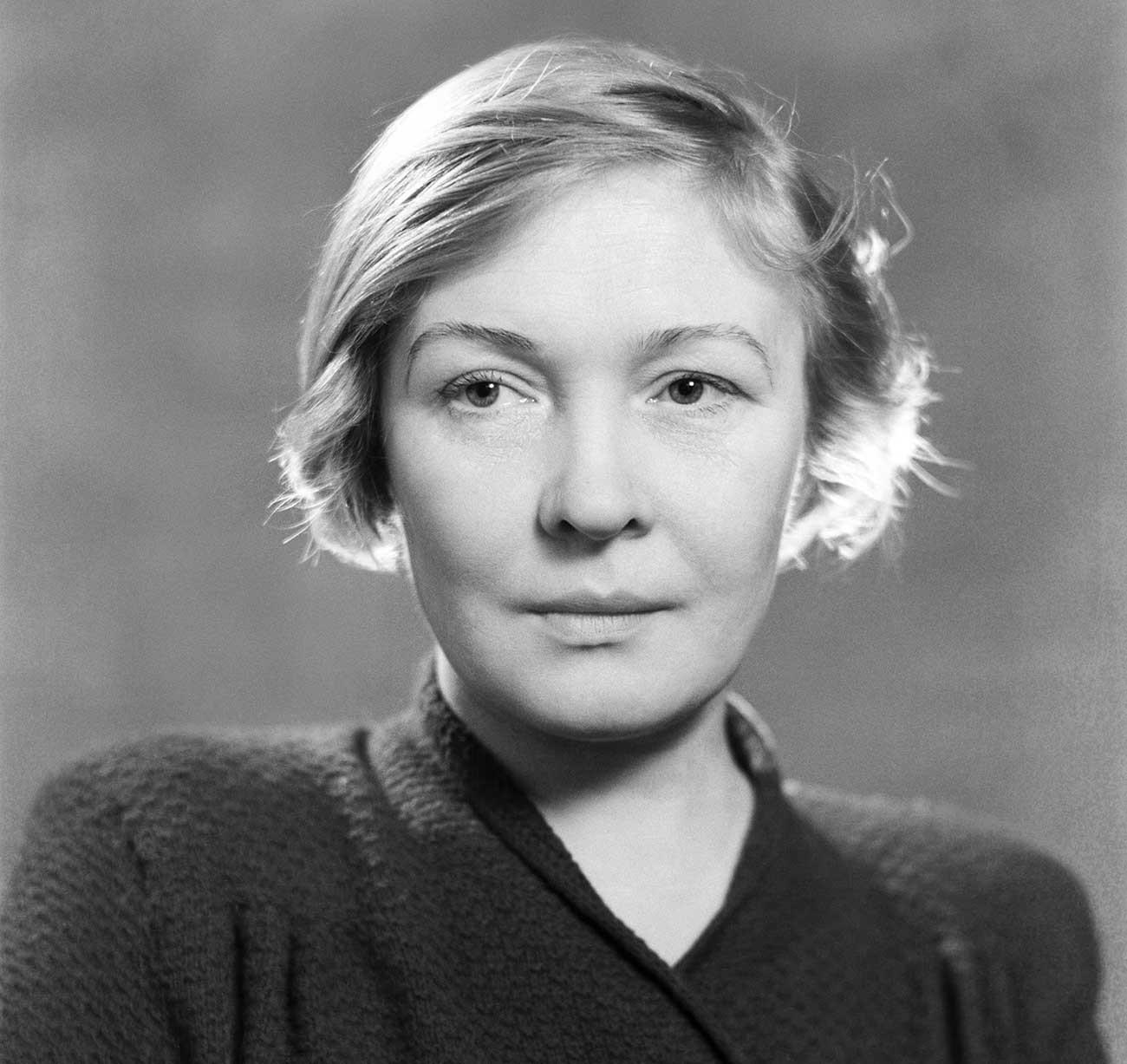 Olga Bergholz é símbolo do Cerco de Leningrado e dos esforços para sobreviver a ele.