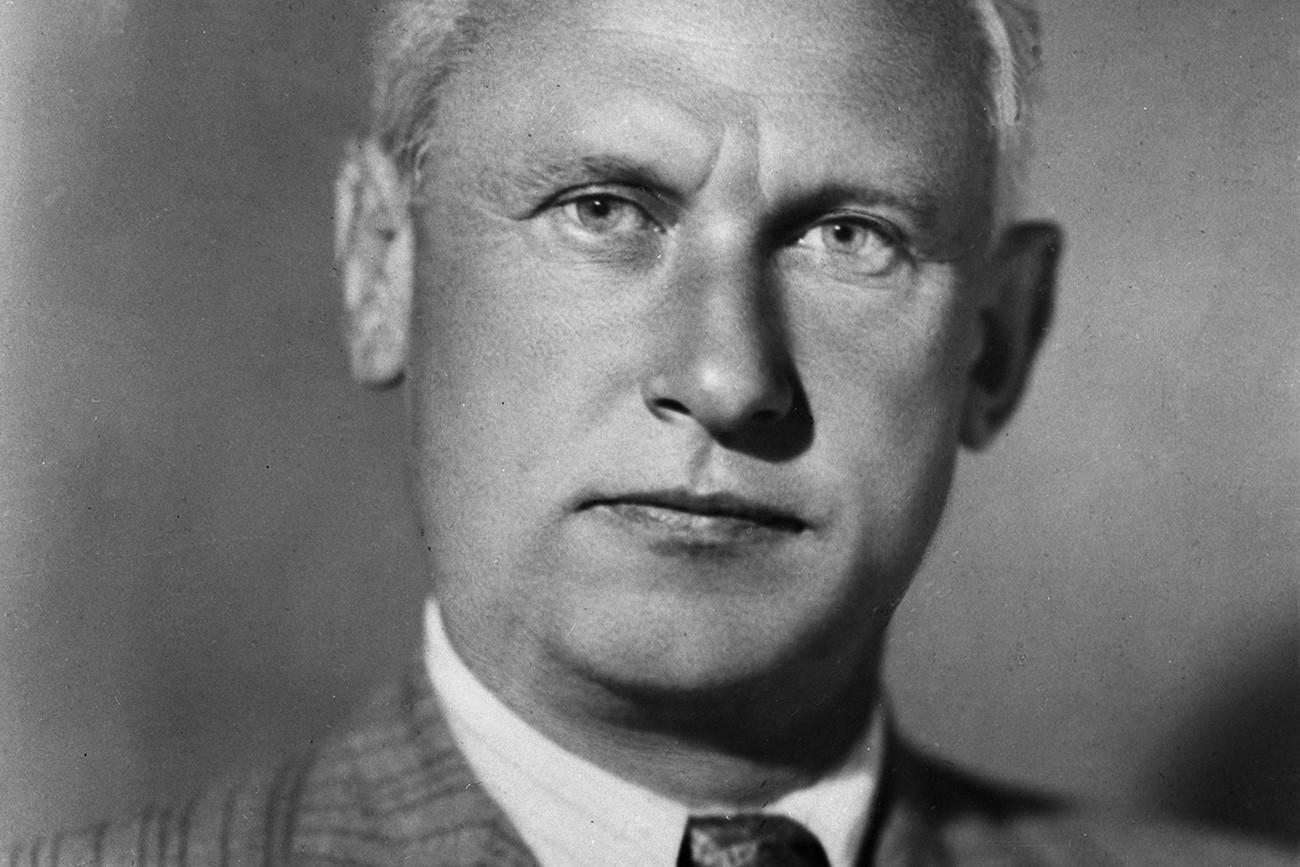 Fadêiev foi chefe da União dos Escritores, seção estatal que oficializava a escrita na era soviética.