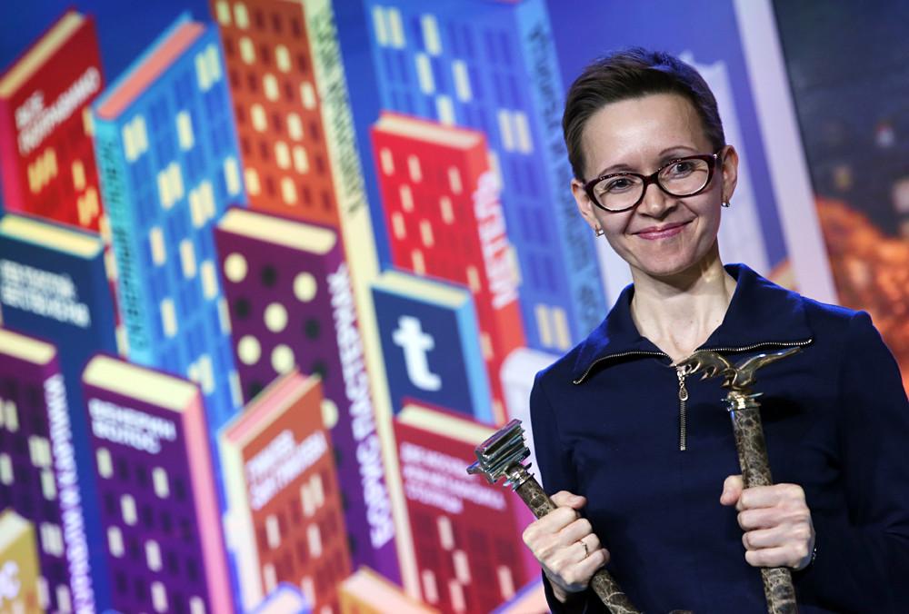 Estreia de Guzél Yákhina foi acompanhada dos principais prêmios nacionais.